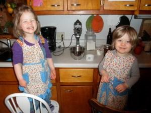 My little bakers